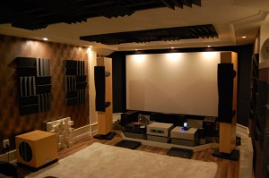 Dynaudio theater